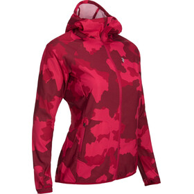 Peak Performance W's Fremont Print Jacket Pattern